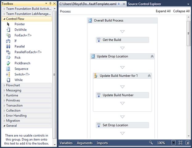 Build Process Templates